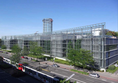 Du Mont Headquarter in Cologne, Germany, a landmark building, acquired by BlueRock Fund PCC Ltd www.bluerockfund.com