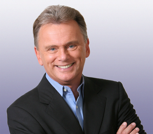 "Pat Sajak invites investor-entrepreneurs with strong community ties to help drive success of new neighborhood-based online retail offering that ""pays It forward"" with a charity twist (PRNewsFoto/Great American Deals)"