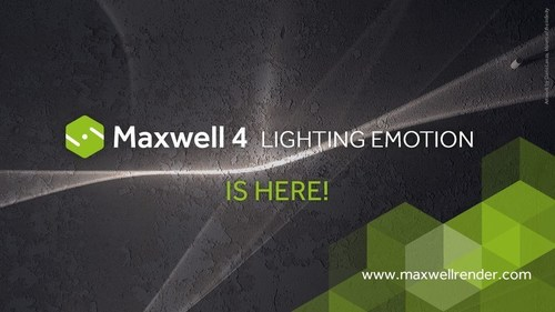 Maxwell 4 with GPU feature (nVidia graphic cards) is now available for purchase or trial at www.maxwellrender.com (PRNewsFoto/Next Limit Technologies)
