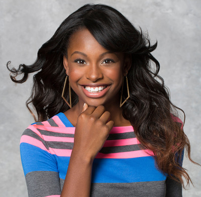 "Coco Jones Added to Panel of Celebrity Judges for ""Hub Network's First Annual Halloween Bash"".  (PRNewsFoto/The Hub Network)"