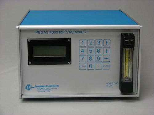 New Product: Columbus Instruments Precision Welding Gas Mixer; Pegas 4000