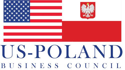 US-Poland Business Council Logo.  (PRNewsFoto/US-Poland Business Council)