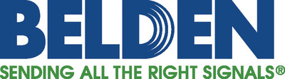 Belden logo. (PRNewsFoto/Belden)