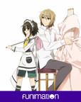 """""""Shonen Maid"""" Key Art Image. Courtesy of Funimation Entertainment."""