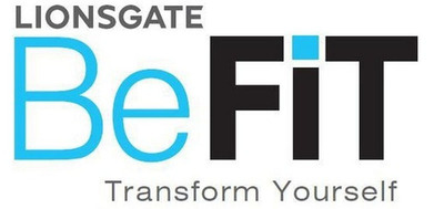 Lionsgate BeFit.  (PRNewsFoto/Lionsgate)