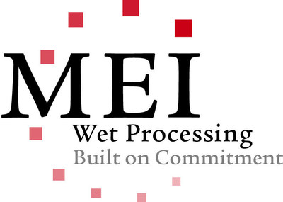 MEI Wet Processing Systems and Services logo (PRNewsFoto/MEI Wet Processing Systems)