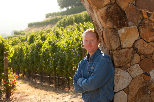 Jason Ledbetter .  (PRNewsFoto/Crimson Wine Group)