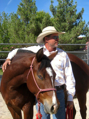Joe Weitekamp. (PRNewsFoto/Weitekamp Horse Training)