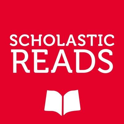 """Scholastic Reads"" - listen now: http://www.scholastic.com/scholasticreads (Credit: Scholastic)"