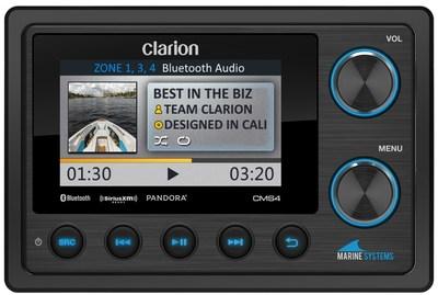 Clarion CMS4 Control Unit