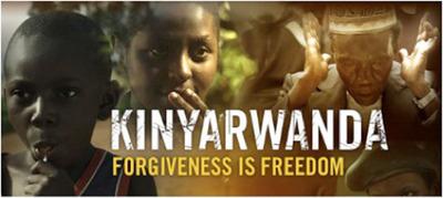 Kinyarwanda Forgiveness is Freedom Poster.  (PRNewsFoto/SnagFilms)