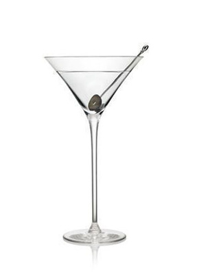 Belvedere Ultimate Martini.  (PRNewsFoto/Belvedere Vodka)