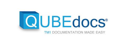 QUBEdocs software for Cognos TM1