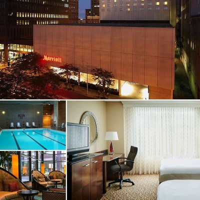 Just in time for the Hawkeye State's largest event, Des Moines Marriott Downtown has unveiled its Iowa State Fair Package with perks that include deluxe accommodations from just $219 per night plus complimentary in-room high-speed internet access and valet parking for one vehicle. For information, visit www.marriott.com/DSMIA or call 1-515-245-5500.