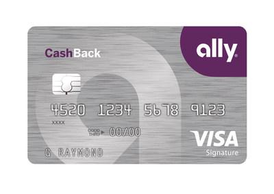 Ally CashBack Credit Card