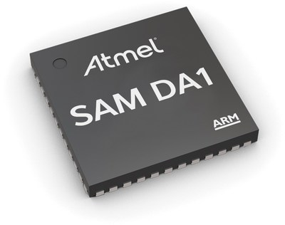 New SAM DA1 series of Atmel | SMART MCUs deliver Integrated Peripheral Touch Controller with smart peripherals, higher performance and more memory