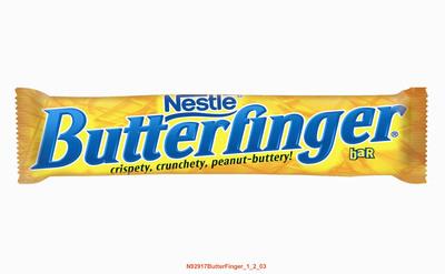 Butterfinger Logo. (PRNewsFoto/Butterfinger)
