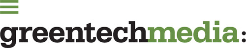 Greentech Media logo. (PRNewsFoto/GREENTECH MEDIA)