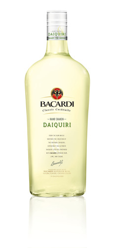 BACARDI® Together This Summer and Rediscover the Daiquiri With BACARDI Classic Cocktails Hand