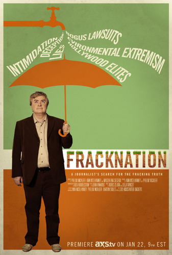 FrackNation: A Journalist's Search for the Fracking Truth. (PRNewsFoto/Ann and Phelim Media, LLC)