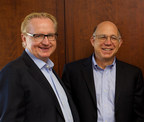 The Scripps Research Institute will be led by Peter G. Schultz (right) as CEO and Steve A. Kay as president.