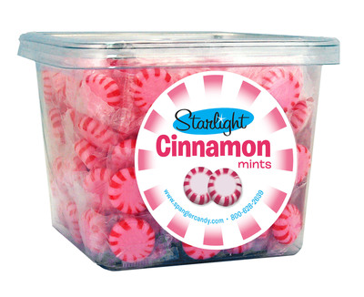 Giveaway Starlight Mints for your business from SpanglerCandy.com.  (PRNewsFoto/Spangler Candy Company)