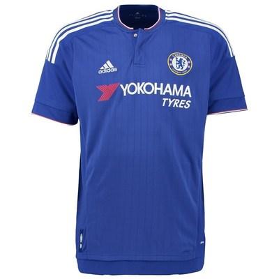 "Chelsea Football Club Unveils New Uniform with ""YOKOHAMA TYRES"" Logo"