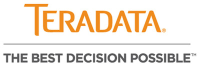 Teradata Logo.  (PRNewsFoto/Teradata Corporation)