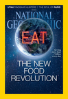 May 2014 issue of National Geographic Magazine, Credit: National Geographic. (PRNewsFoto/National Geographic)