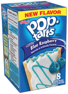 Frosted Blue Raspberry Pop-Tarts (R)