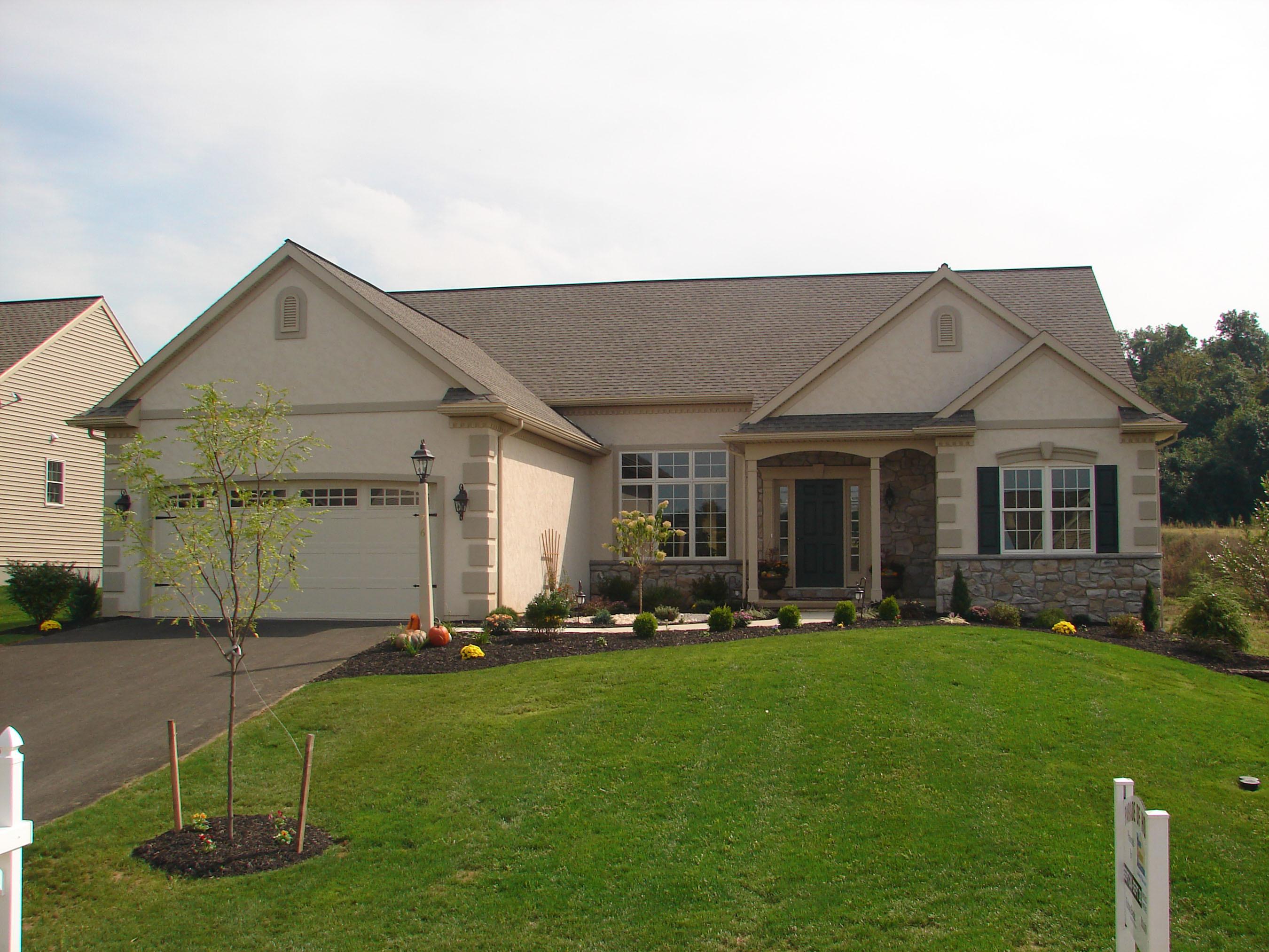 Home from Landmark Homes.    (PRNewsFoto/Landmark Homes)