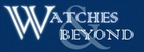 Watches and Beyond Logo (PRNewsFoto/Watches and Beyond)