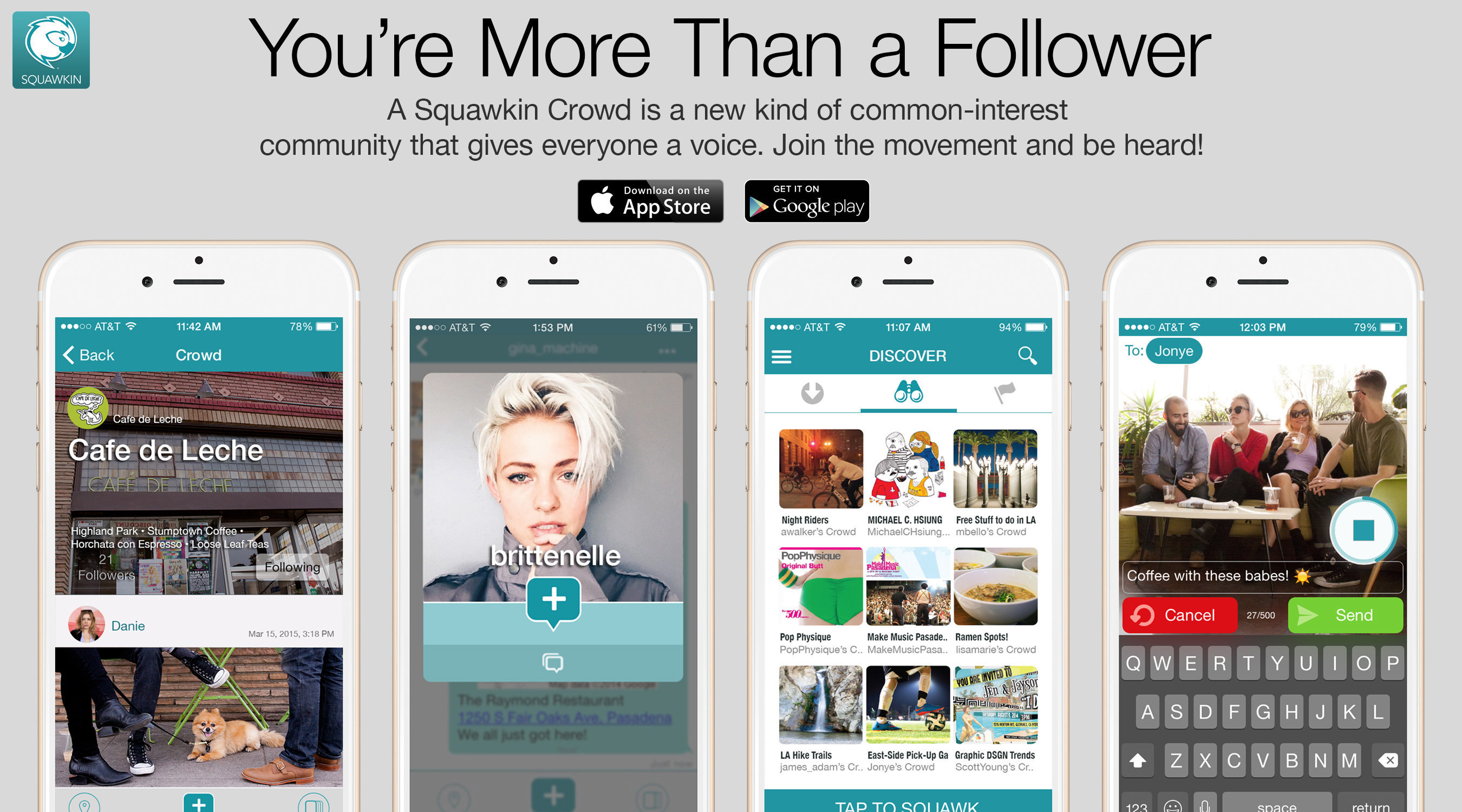 Now There's an App For People Who Are More Than Just Followers