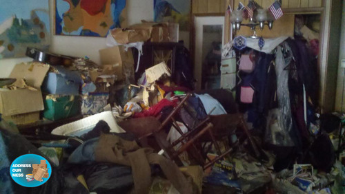 Hoarding Cleaning specialist Address Our Mess now offering services throughout Alabama.  (PRNewsFoto/Address Our Mess)