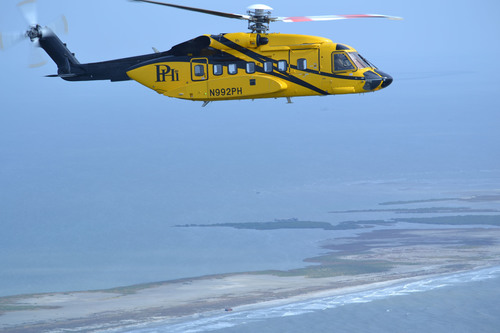 FAA Approves Sikorsky Aircraft's New Platform Approach System for S-92® Helicopters