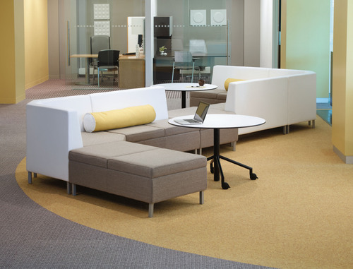 Two New Kimball® Office Lounge Series Offer Increased Functionality, Elegant Style