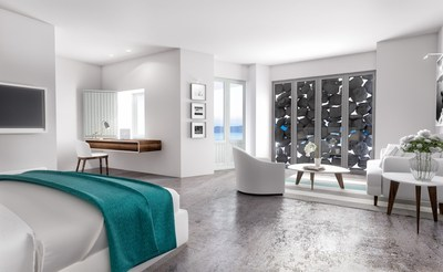 The Grace Suite at Grace Santorini (PRNewsFoto/Grace Hotels)