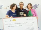 "Gazelle Sports receives ""Remarkable"" Award from Girls on the Run, Vibram and SmartWool."
