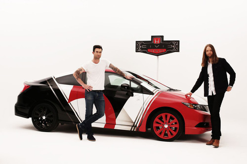2013 Honda Civic Tour Kicks Off Tomorrow in St. Louis. (PRNewsFoto/American Honda Motor Co., Inc.) ...