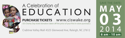 Belk and CIS Wake to raise money to support Graduation Coaches (PRNewsFoto/CIS of Wake County)