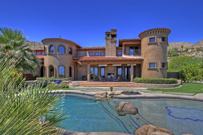 Supreme Auctions offers Rare Luxury Oasis in Palm Desert, CA at No Reserve Auction - April 30