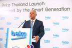 Mr. Levent Cakiroglu, global CEO of Arcelik A.S., the owner of the Beko brand (PRNewsFoto/Beko Thailand)