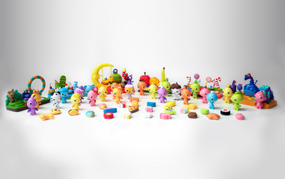 Discover the MagicMeeMees! A new line of interactive collectible characters from Future of Play