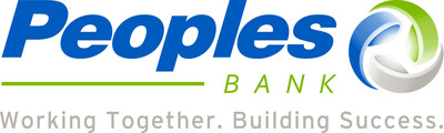 Peoples Bancorp logo.  (PRNewsFoto/Peoples Bancorp)