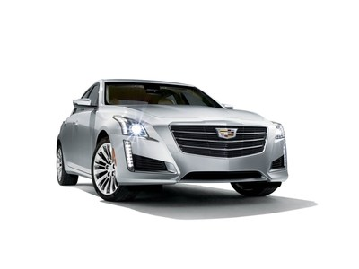 The 2015 Cadillac CTS is an exceptional luxury model that has a lavish interior and exhilarating performance options including turbocharged power platforms and an innovative suspension system. (PRNewsFoto/Bill Jacobs Auto Group)
