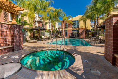 MG Properties Group Acquires Ontario Town Square Townhomes in Ontario, California