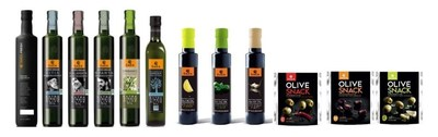 Gaea Launches New Olive Oil and Olive Pack Line