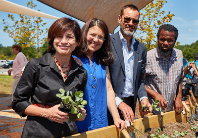 Sabra Announces Long-Term Campaign to Alleviate Impact of Food Deserts