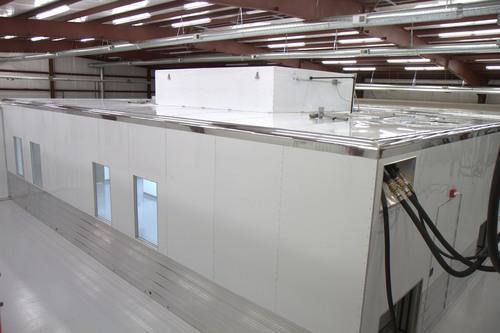 24'x42' POD.  (PRNewsFoto/G-CON Manufacturing)