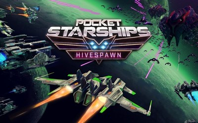 Pocket Starships' New Hivespawn Expansion Now Available